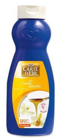 Sirope de Vainilla Carte d'Or botella 1L