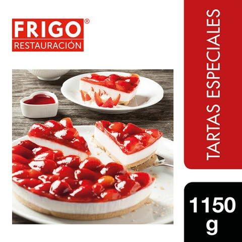 Tarta de Queso con Fresas Frigo Restauración 1,1Kg -