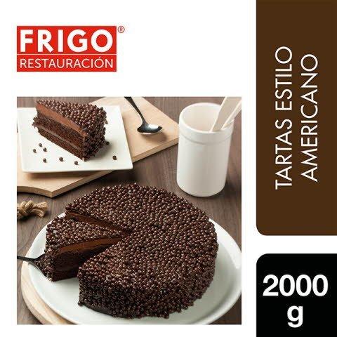 Tarta Muerte por chocolate Frigo Restauración 2Kg -