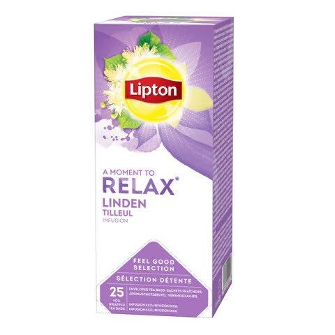 Tila Lipton, Caja de 25 sobres -