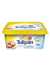 Tulipán Margarina Con Sal 1 KG