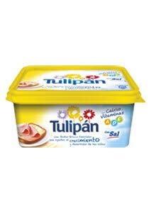 Tulipán Margarina para untar Con sal tarrina 1Kg