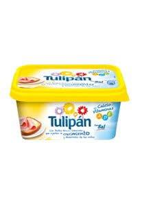 Tulipán Margarina para untar Con sal tarrina 500g