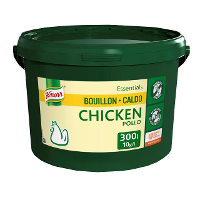 Knorr Caldo Base Clean Label Pollo 3KG Sin Gluten