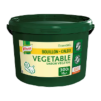 Knorr Caldo Base Clean Label Vegetal 3KG Sin Gluten