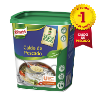 Knorr Caldo de Pescado deshidratado bote 1kg