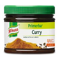 Knorr Primerba de Curry bote de 340g Sin Gluten