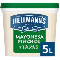 Mayonesa Hellmann's Pinchos y Tapas cubo 5L