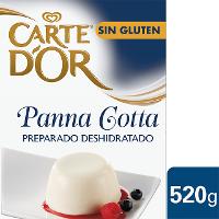 Panna Cotta Carte d'Or Sin Gluten 48 raciones