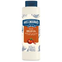 Salsa Brava Hellmann's botella 850ML Sin Gluten