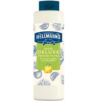 Salsa Deluxe Hellmann's botella 850ML