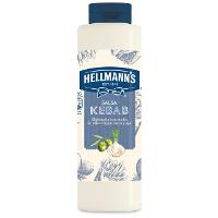 Salsa Kebab Hellmann's botella 850ML
