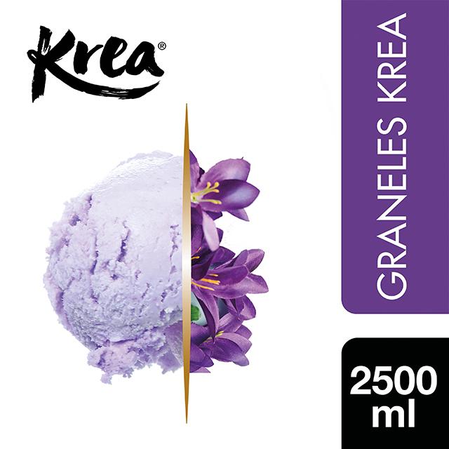 Helado de Violeta Krea 2,5L - La gama de Helados KREA, exclusiva de Restauración, te ofrece sabores sorprendentes para crear platos originales.