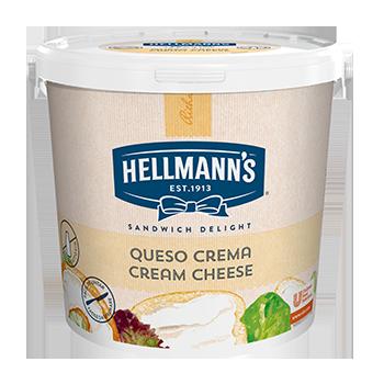Hellmann's Queso Crema cubo 1,5Kg