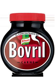 Knorr Bovril Caldo Concentrado de carne bote 500g - Bovril proporciona un intenso color y sabor cárnico a tus especialidades