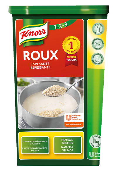 Knorr Roux Espesante Claro bote 1kg