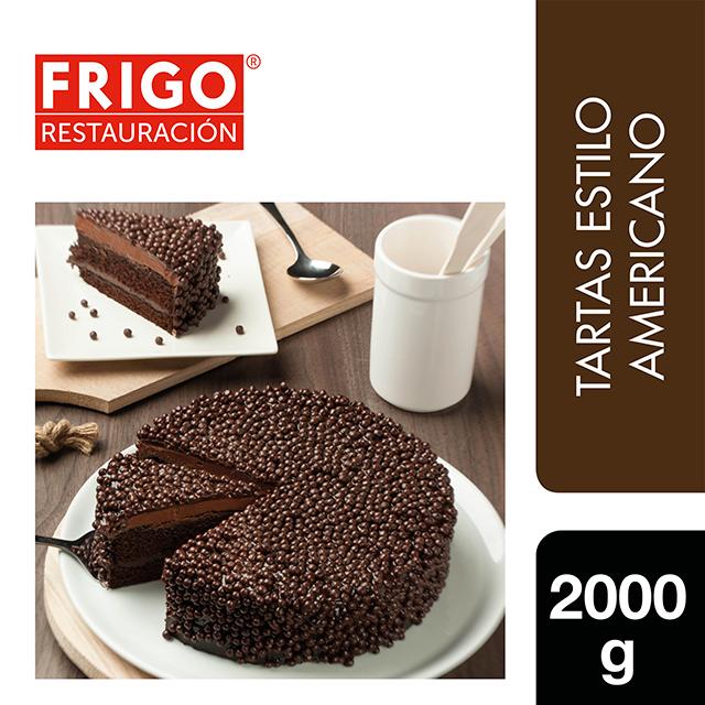 Tarta Muerte por chocolate Frigo Restauración 2Kg - Las tartas y bizcochos de Frigo Restauración están preparadas tal y como tú las harías