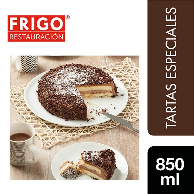 Tarta Selva Negra Frigo Restauración 1,1Kg - Las tartas y bizcochos de Frigo Restauración están preparadas tal y como tú las harías