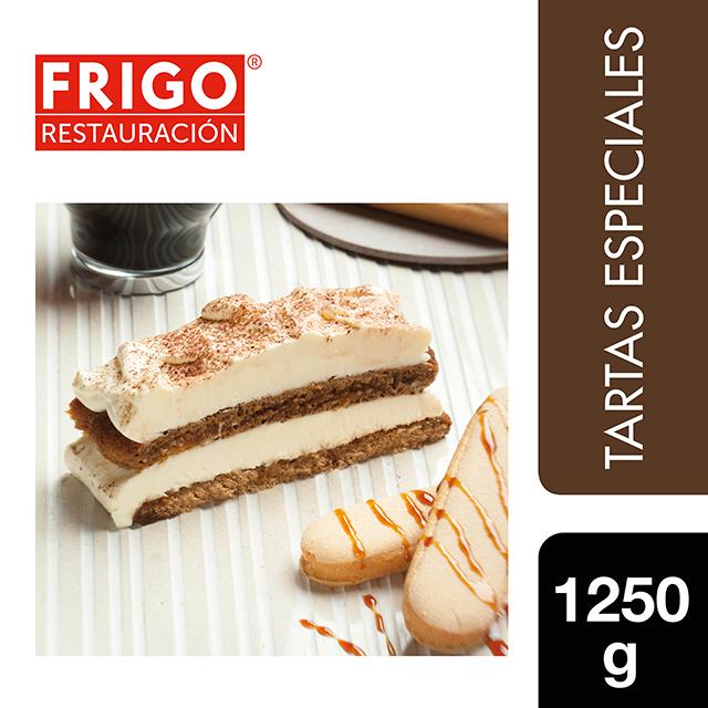 Tiramisú Veneto Frigo Restauración 1,2Kg - Las tartas y bizcochos de Frigo Restauración están preparadas tal y como tú las harías