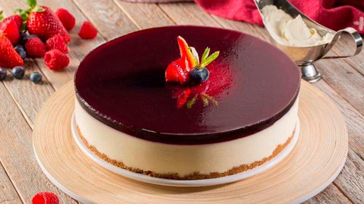 Cheesecake en frío