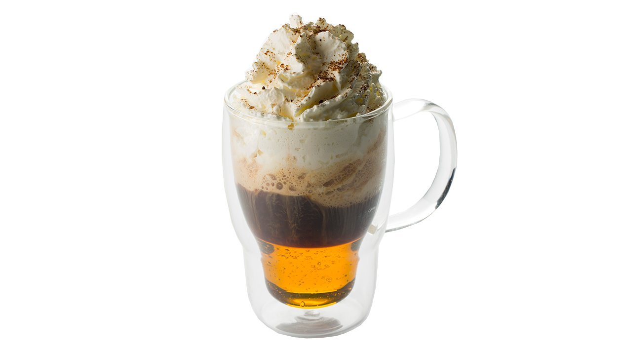 Falso irish coffee