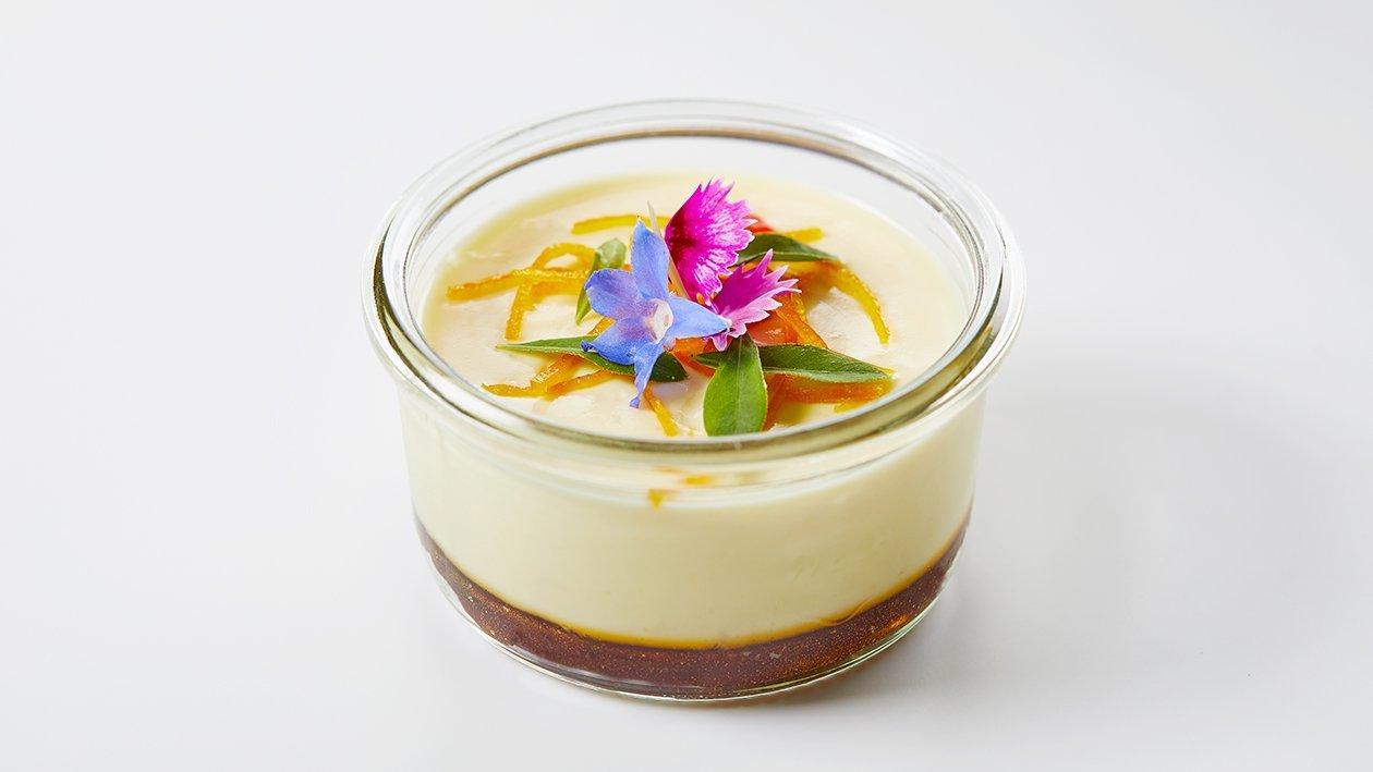 Pudding de Vainilla Carte d'Or