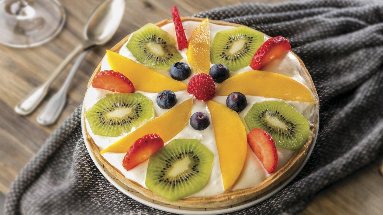 Tutti frutti sin gluten
