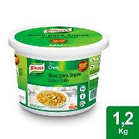 Knorr® Base para Sopas Sabor Pollo 1.2 Kg