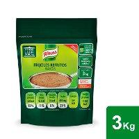 Knorr® Frijoles Refritos Bayos 3 kg