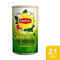 Lipton® Ice Tea Té Verde Bote de 2.1 Kg
