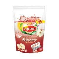 Lipton® Polvo para preparar Bebida sabor Manzana 250 g