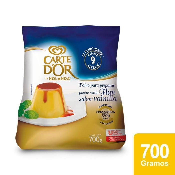 Carte D'Or® Flan sabor Vainilla 700 g -