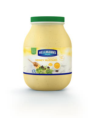 Hellmann's® Aderezo Honey Mustard 3,7 L