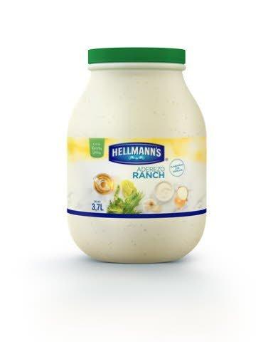 Hellmann's® Aderezo Ranch 3.7 L