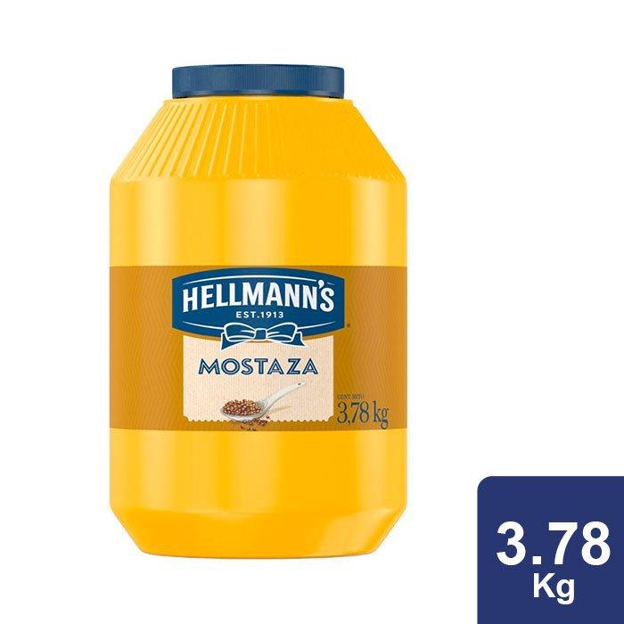 Hellmann's® Mostaza 3.78 L