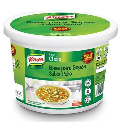 Knorr® Base para Sopas Sabor Pollo 1.2 Kg -
