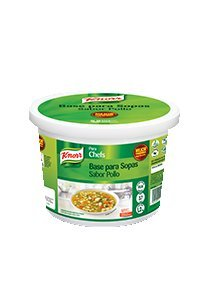 Knorr® Base para Sopas Sabor Pollo