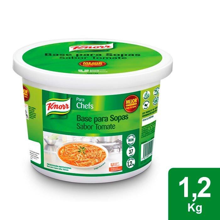 Knorr® Base para Sopas Sabor Tomate