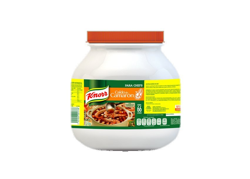 Knorr® Caldo de Pescado 1.6 Kg