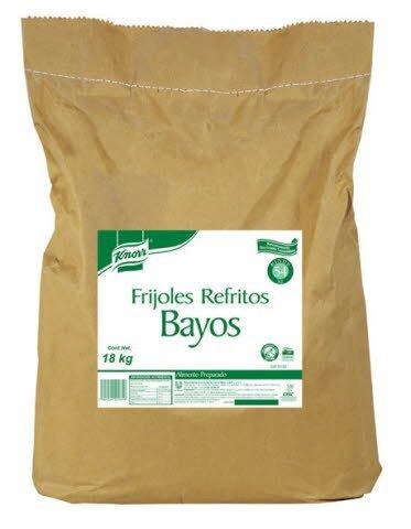Knorr® Frijoles Bayos 18 Kg