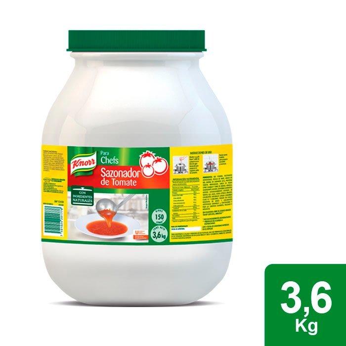 Knorr® Sazonador de Tomate 3.6 Kg -