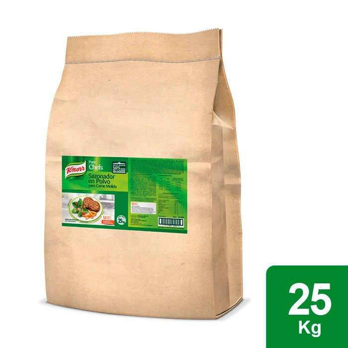 Knorr® Sazonador en polvo para Carne Molida
