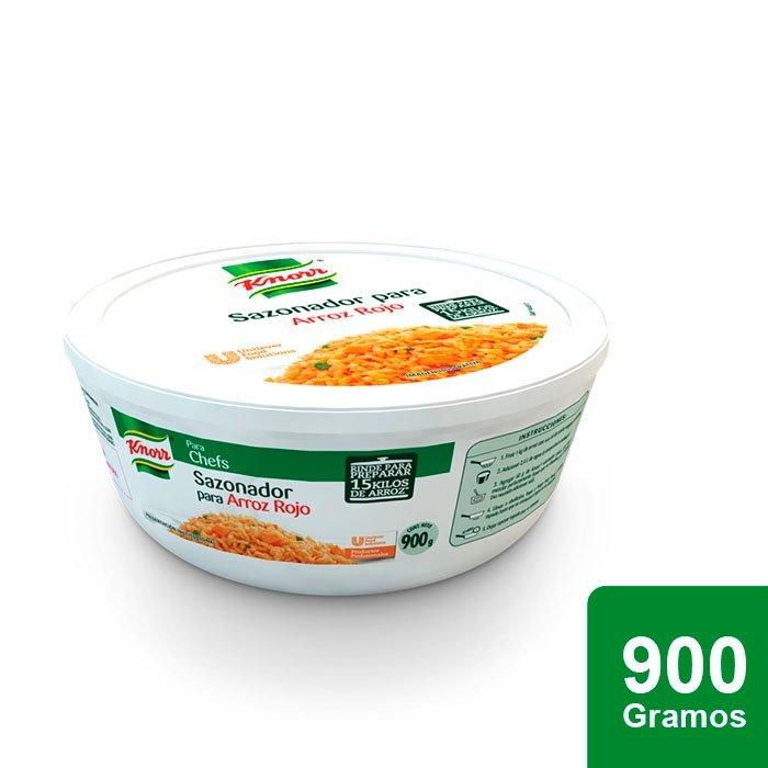 Knorr® Sazonador para Arroz Rojo 900 g
