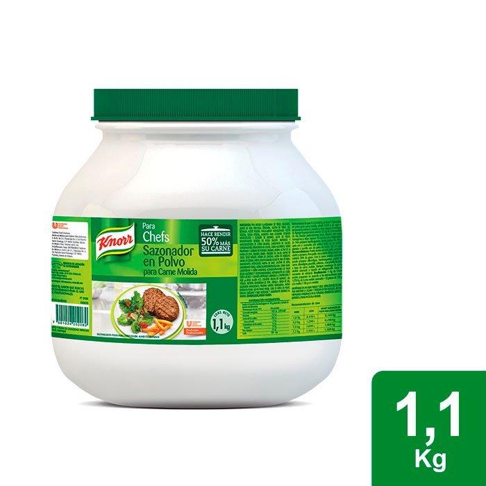 Knorr® Sazonador para Carne Molida 1.1 Kg