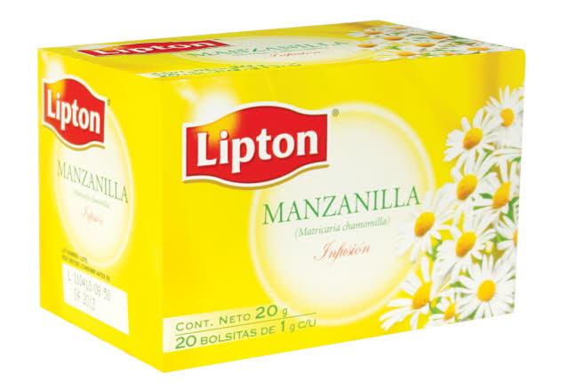 Lipton® Infusión Manzanilla