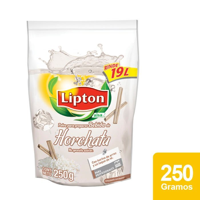 Lipton® Polvo para preparar Bebida sabor Horchata -