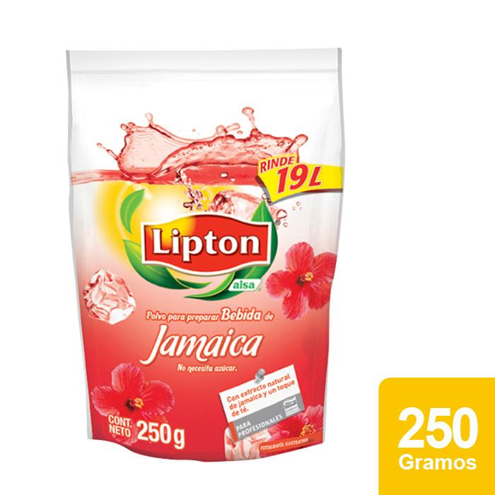 Lipton® Polvo para preparar Bebida sabor Jamaica