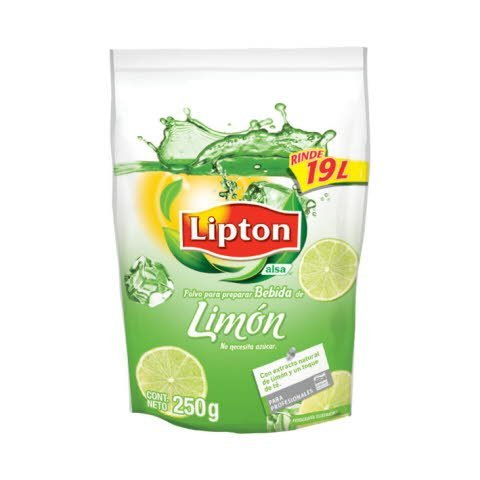 Lipton® Polvo para preparar Bebida sabor Limón -
