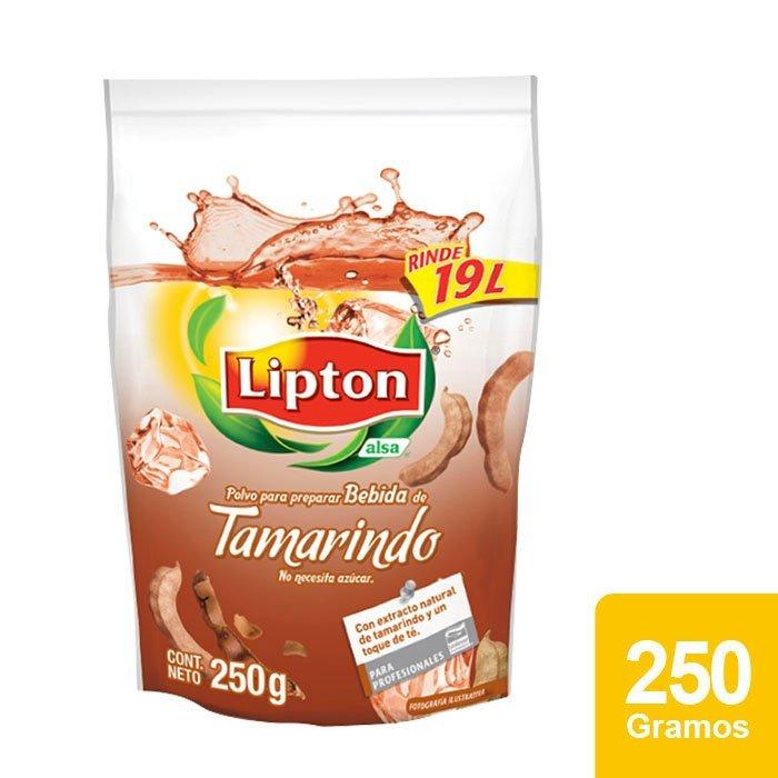 Lipton® Polvo para preparar Bebida sabor Tamarindo 250 g -