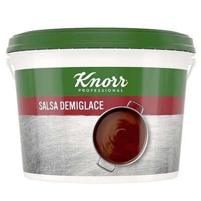 Salsa Demiglace Knorr® Cubeta de 4 kg -